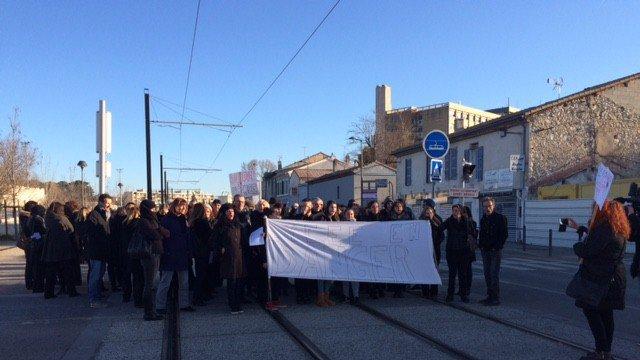 Aubagne : Plus rien ne va au lycée Joliot Curie