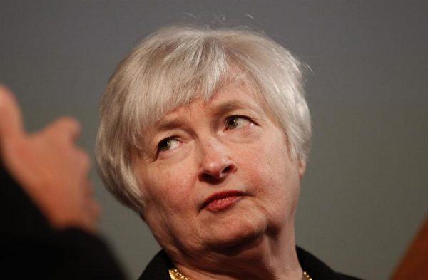 USA : Janet Yellen devant le Sénat