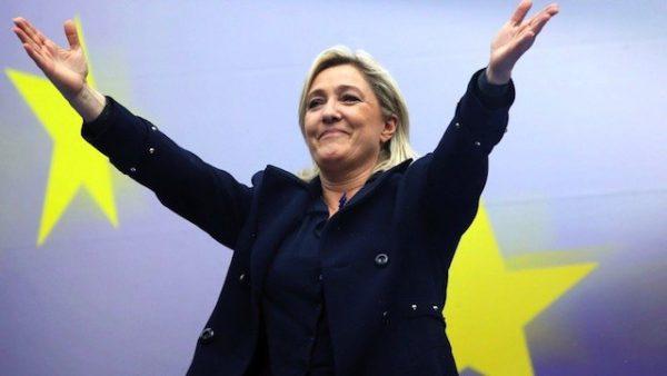 Présidentielle2017 : Élection de Marine le Pen ça devait arriver ! par FANTOMAS