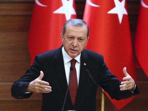 Erdogan menace : « Demain, aucun Européen ne pourra faire un pas dans la rue en sécurité »