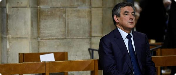 Présidentielle 2017 : Fillon à Catholand