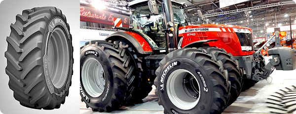 Le partenariat agricole Michelin, Massey Ferguson et Grégoire Besson continue