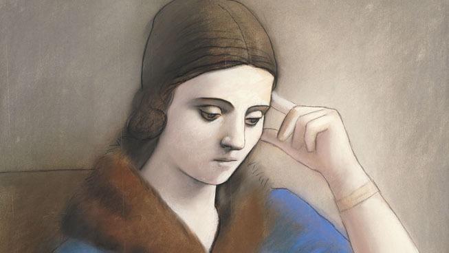 Au musée Picasso à Paris : 21 mars – 3 Septembre 2017 « Olga Picasso »