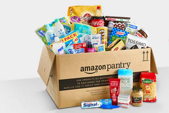 Amazon va lancer «Amazon Pantry», un nouveau service de livraison de courses du quotidien en France réservé aux abonnés de son programme «Premium».