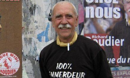 Richard Roudier s'adresse aux Français depuis  son lit de l'hôpital