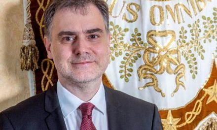 « La franc-maçonnerie doit être audacieuse » – une interview avec Christoph Habas