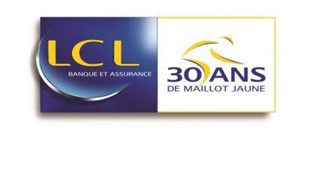 LCL fête ses 30 ans de partenariat avec le « Maillot Jaune »