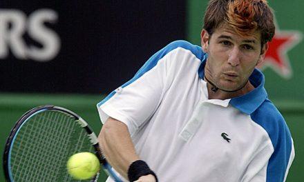 Décès de Jérôme Golmard, ancien meilleur joueur français et n°22 mondial