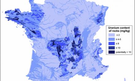 La radioactivité en France : Quel est le niveau de rayonnement dans votre région ?