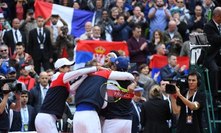La Fédération Française de Tennis choisit la Métropole Européenne de Lille pour la finale contre la Belgique