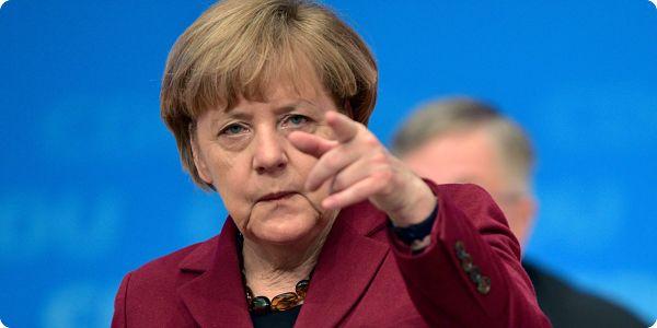 L'indétrônable Angela Merkel