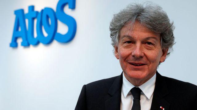 Atos propose d'acquérir Gemalto pour créer un leader mondial en cyber sécurité, technologies et services numériques