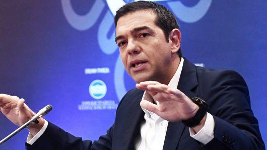 Elections européennes de 2019 : une bataille des valeurs selon Alexis Tsipras