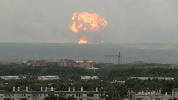 Explosion d'un entrepôt d'armes en Russie : «Sur une poudrière, une fois encore»J.ATTALI