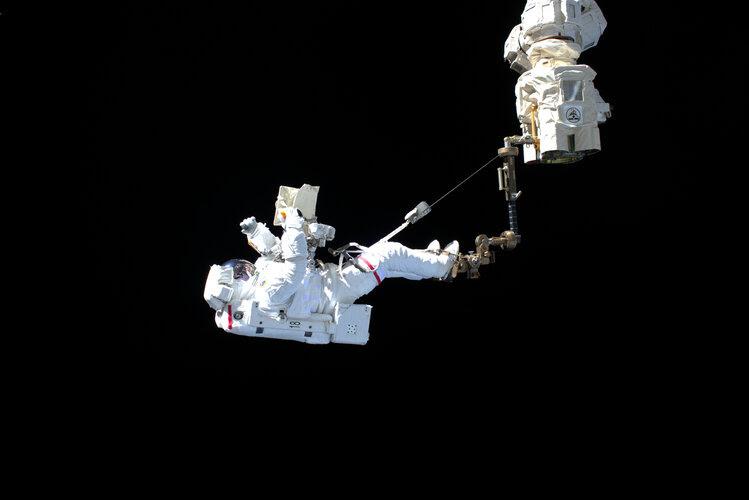Agence spatiale européenne :Un très bon début