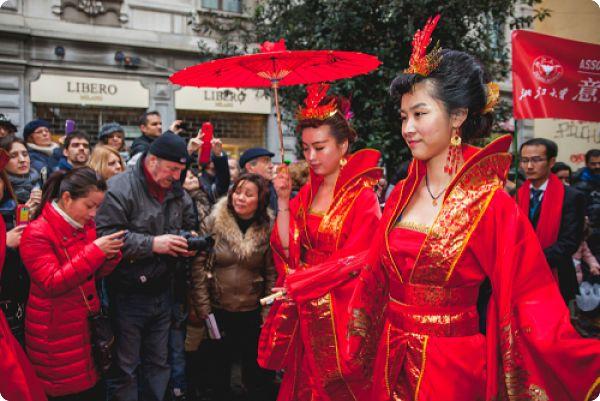 A Milan, l'absence remarquée des Chinois va toucher l'industrie de la mode