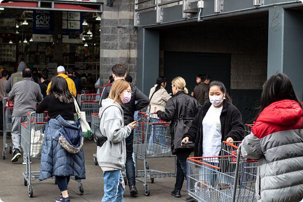 Le virus de la peur occidentale. La plus grande contagion c'est la peur. La plus grande honte c'est la bourse.