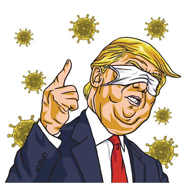New York ville morte et Donald Trump à l'épreuve de la réalité
