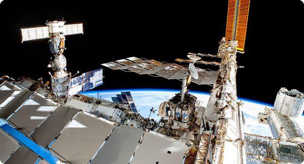 Point de la Station spatiale