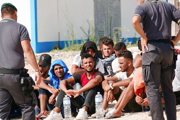 Coronavirus et migrants : l'Italie reprend du service