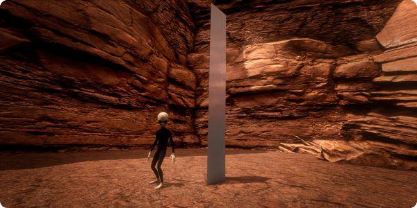 Le mystère de l'Utah : à peine découvert, le monolithe d'acier s'est volatilisé