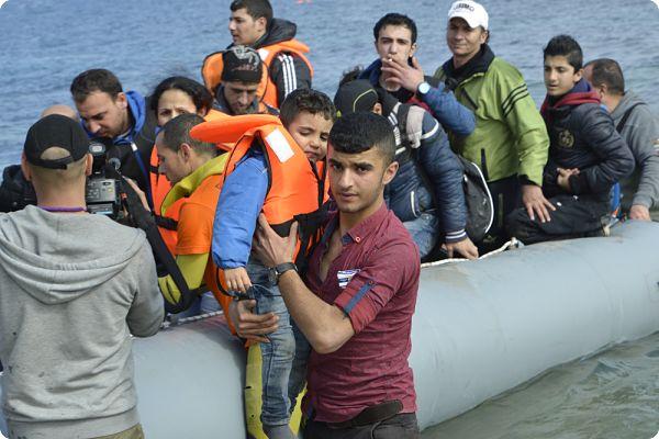 Sassoli : Il ne faut pas criminaliser ceux qui sauvent des vies en mer. Nous avons besoin de règles communes en matière de migration et d'asile.
