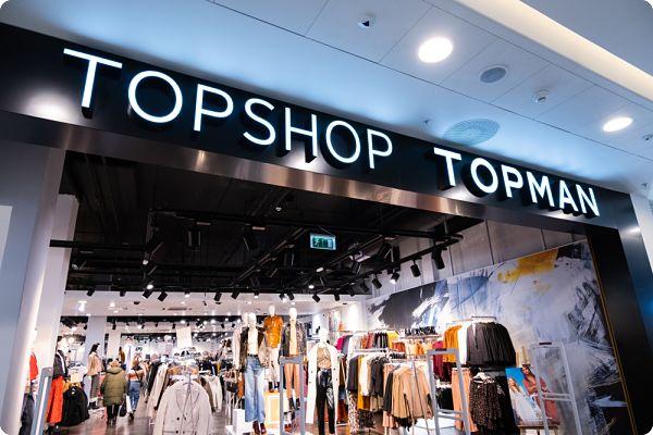 Faillite pour le géant du prêt à porter Topshop