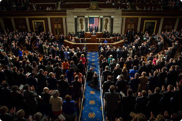 Les 2 sièges vers lesquels se tournent tous les yeux des Américains.
