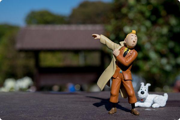Tintin se vend à plus de 3,2 millions d'euros